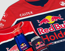 Red Bull Holden Racing Team Program