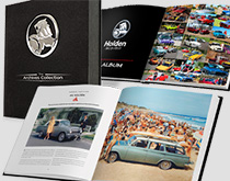 The Holden Archives Collection
