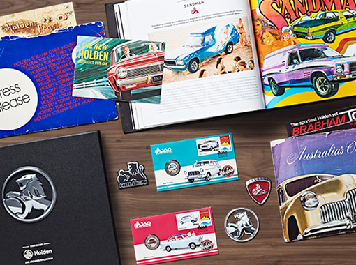 Holden Archives Collection