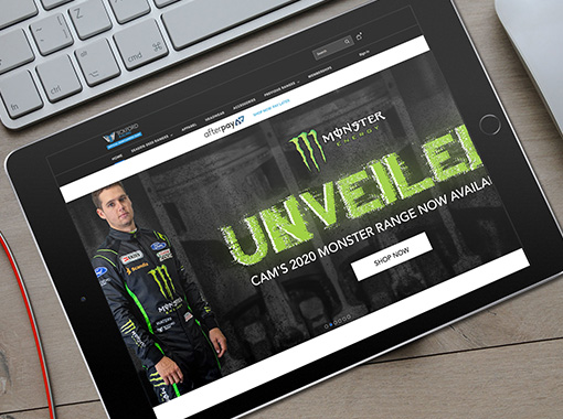 Monster Energy Racing Official eCommerce Shop