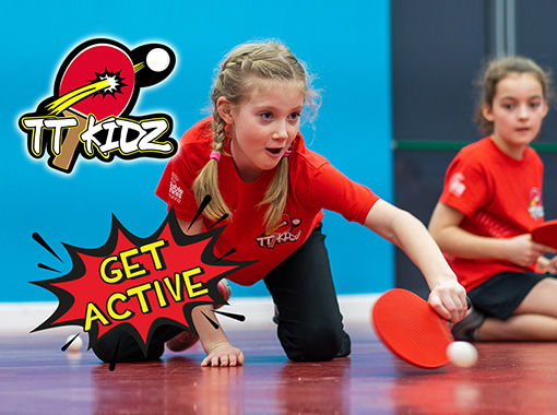 Table Tennis England – TT Kidz