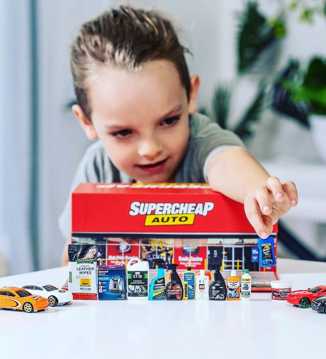It was a privilege to partner with one of Australia's leading retailers @supercheap_auto to produce their Car Care Mini collectables campaign!!. Check them out! Collect all 12 items to complete the limited edition set 🔥🔥#supercheapauto #collectables …. Repost @supercheap_auto